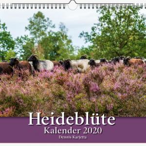 Heideblüte - Kalender 2020 Lüneburger Heide
