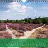"""Monatsbild August des Kalenders """"5 Jahreszeiten der Heide"""""""