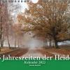"""Titelbild Kalender """"5 Jahreszeiten der Heide"""""""