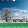 """Monatsbild Dezember des Kalenders """"5 Jahreszeiten der Heide"""""""
