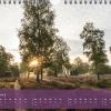 "Monatsbild Dezember des Kalenders ""Heideblüte"""