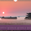 "Monatsbild Juli des Kalenders ""Heideblüte"""