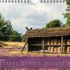 "Monatsbild September des Kalenders ""Heideblüte"""